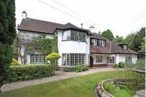 Detached home for sale in Barrow Lane, Hale