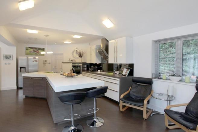 Kitchen/Dining Room/
