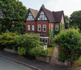 semi detached home in St John's Road, Knutsford