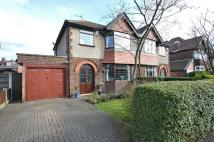 semi detached house for sale in Tabley Grove, Knutsford
