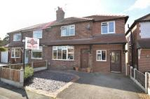 3 bed semi detached house in Acacia Avenue, Knutsford