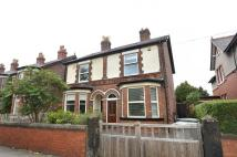 Stanley Road semi detached house for sale