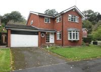 4 bed Detached property in Hillside Road, Knutsford