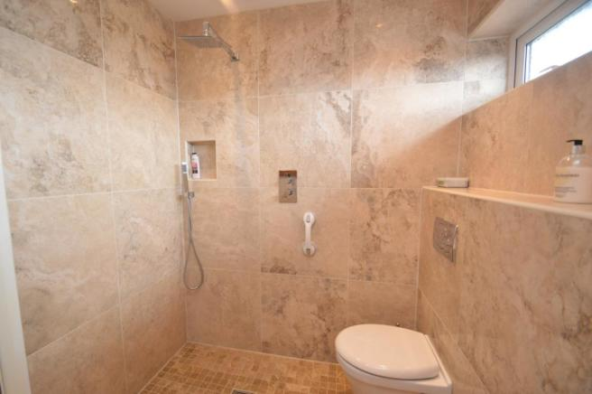 Wetroom/WC