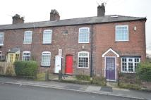 2 bedroom Terraced property for sale in Rushgreen Road, Lymm