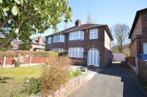 semi detached home for sale in Rectory Lane, Lymm