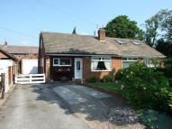Semi-Detached Bungalow for sale in White Broom, Lymm