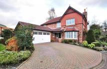 Detached home for sale in Calveley Road...
