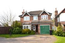 Detached property in Haughton Close...