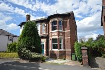 semi detached property for sale in Station Road, Marple