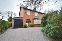 Hollins Lane semi detached house for sale