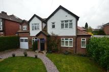 Detached house for sale in Bradshaw Road, Marple