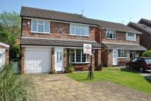 4 bedroom Detached house in Orchard Close, Poynton