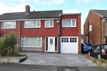 4 bedroom semi detached home for sale in Chestnut Drive, Poynton