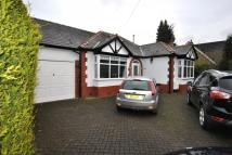 Bungalow for sale in Chester Road, Hazel Grove