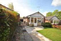 Bungalow for sale in Mallard Crescent, Poynton
