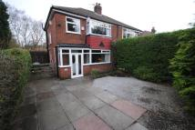 semi detached property in Chester Road, Poynton...