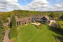 5 bed Detached house in Chelford Road, Prestbury