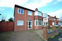 semi detached house in Legh Road, Sale