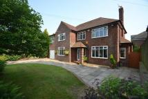 4 bedroom Detached house in Norris Road, Sale