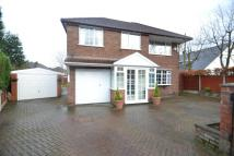 Detached house for sale in Newlands Road, Manchester