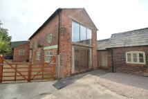 Detached house in Runcorn Road, Moore