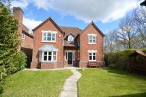 Detached house for sale in Westcliff Gardens...