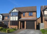 4 bedroom Detached home in Amberleigh Close...