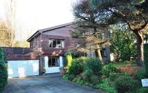 Detached property for sale in Fletsand Road, Wilmslow