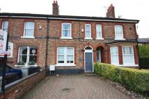 2 bedroom Terraced house in Knutsford Road...