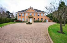 Detached property in Sherbrook Rise, Wilmslow