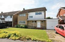 Detached property in Valley Drive, Handforth...