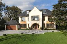 Detached house in Dean Row Road, Wilmslow