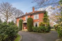5 bedroom Detached property for sale in Prestbury Road, Wilmslow...