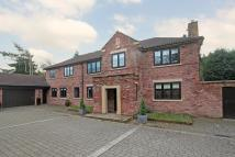Detached house for sale in Fletsand Road, Wilmslow