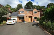 Detached property for sale in Bulkeley Road, Handforth