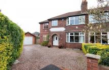 Oakwood Avenue semi detached property for sale
