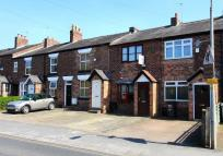 Terraced house in Hawthorn Street, Wilmslow