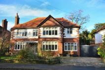 Detached property for sale in Stockton Road, Wilmslow
