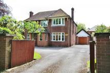 Knutsford Road Detached house for sale