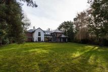Detached home in Prestbury Road, Wilmslow