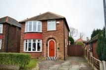 3 bedroom Detached home in Meriton Road, Handforth