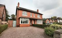 semi detached house for sale in Hawthorn Street, Wilmslow