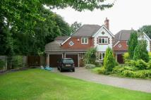Detached home in Evesham Drive, Wilmslow