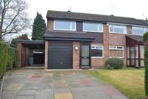Redesmere Drive semi detached property to rent