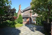 semi detached home in The Avenue, Alderley Edge