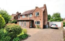 4 bed property to rent in Kings Road, Wilmslow
