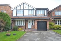 4 bed Detached house in Werlford Close, Wilmslow