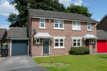 semi detached property in Glenside Drive, Wilmslow
