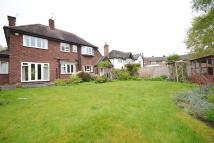 Detached home to rent in Parkway, Wilmslow